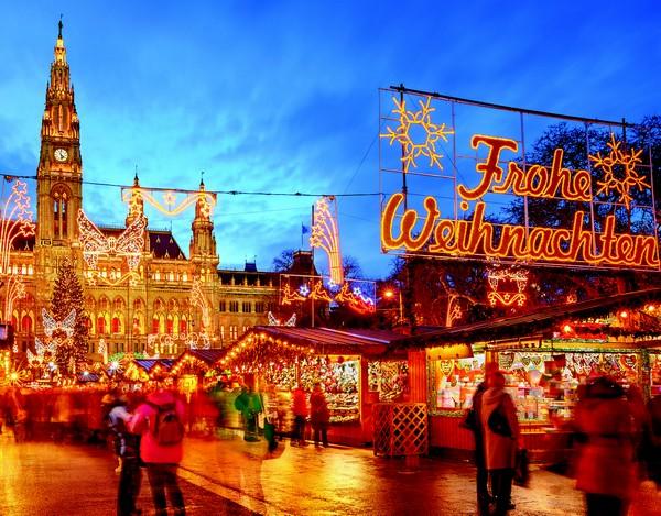 Croisière Fluviale : les Marchés de Noël de long du Danube