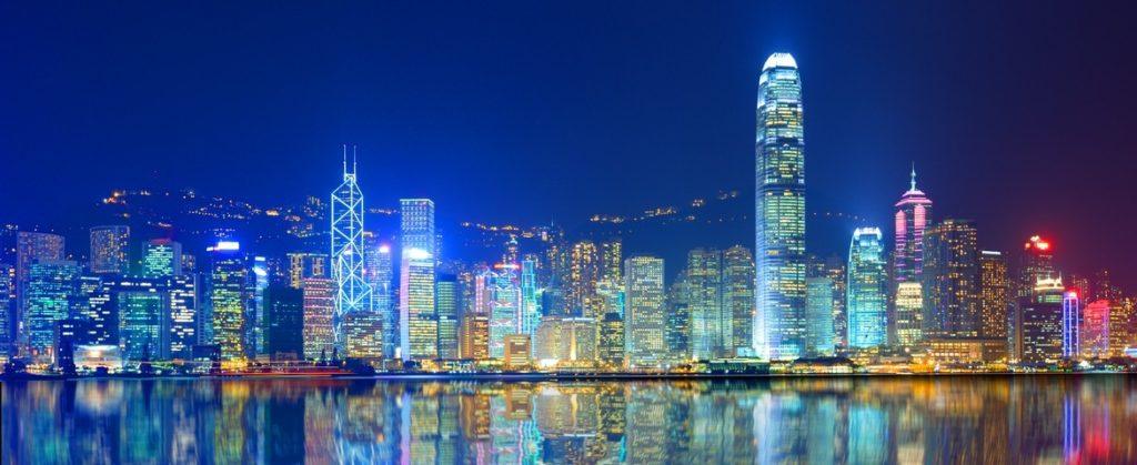 croisière de luxe hong kong