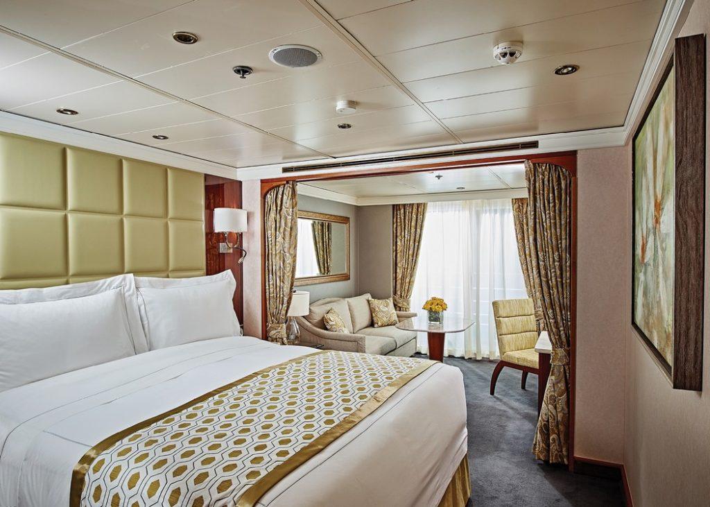 Votre suite en croisière avec Regent Cruises
