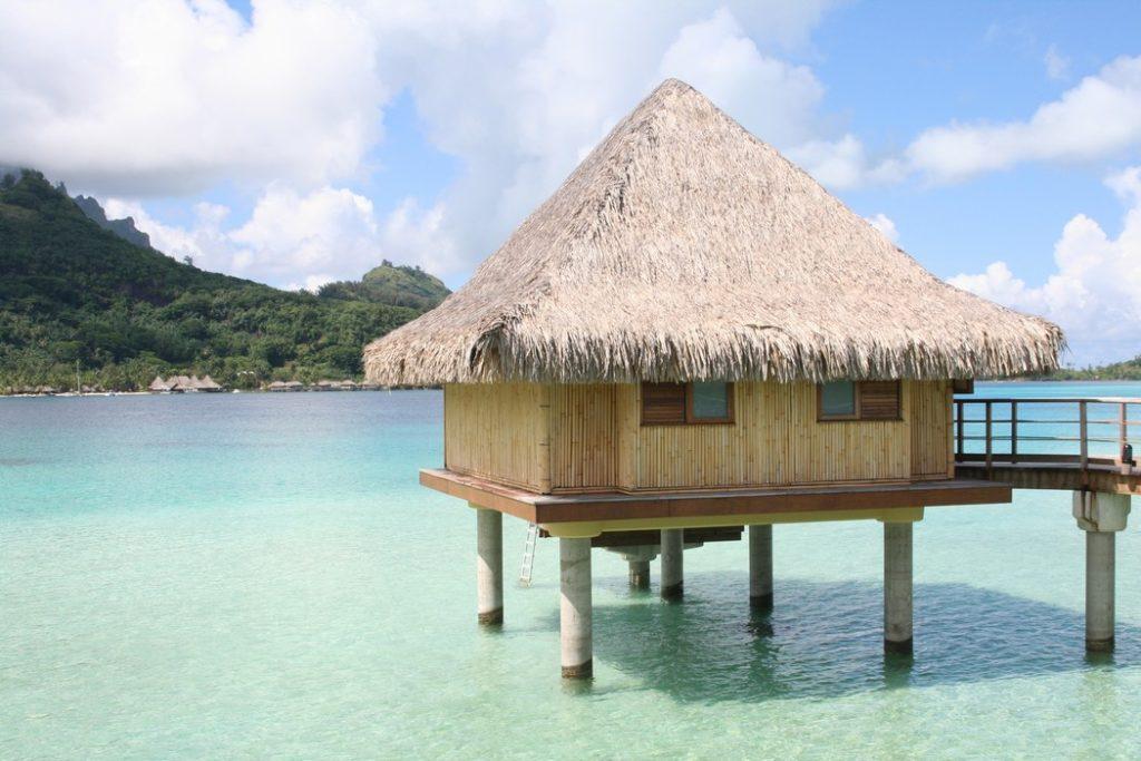 Croisière haut de gamme à Bora Bora