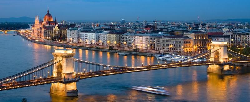 Croisière Fluviale Danube Budapest