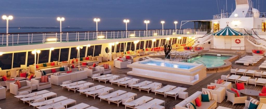 Croisières océaniques et fluviales Crystal Cruises