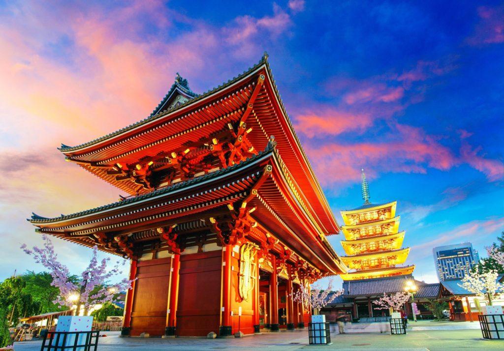 Croisière Oceania Cruises au Japon