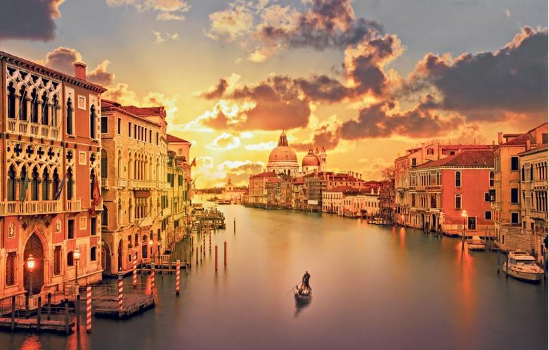 Croisière en Méditerranée, Venise