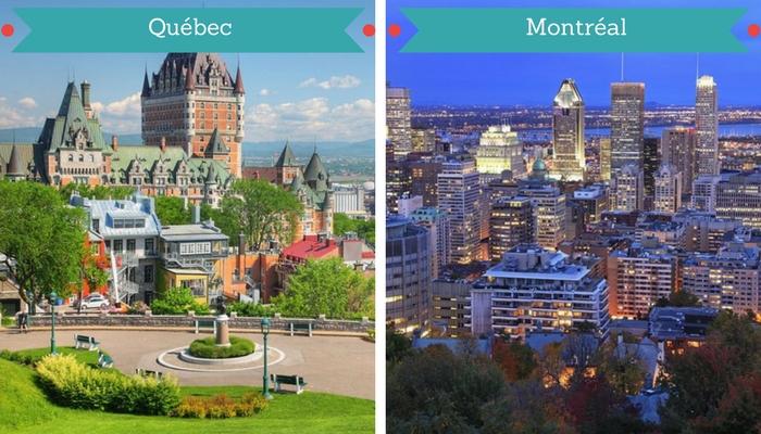 Croisière haut de gamme vers Québec City, Canada