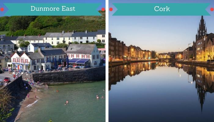 Croisière de luxe en Irlande, Cork