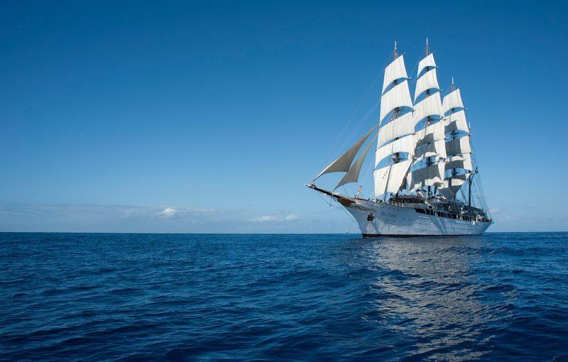 Croisière : les 7 Vies du Sea Cloud