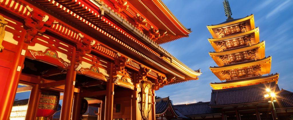 Croisières de luxe à Tokyo, Japon