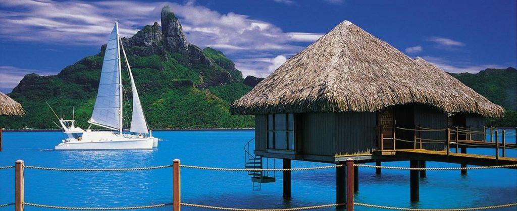 Séjour croisière en polynésie française