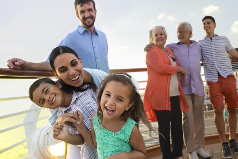 Croisière famille enfants Disney Cruise Line
