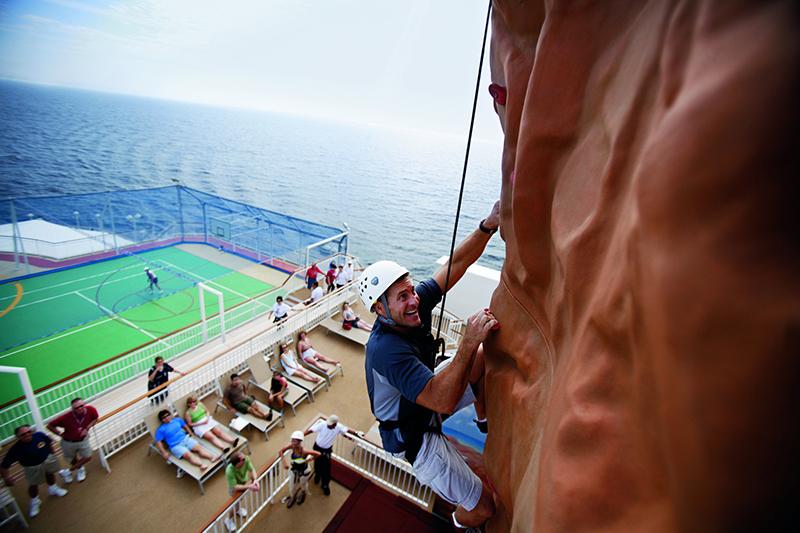 Croisière Norwegian Cruise Line famille enfants