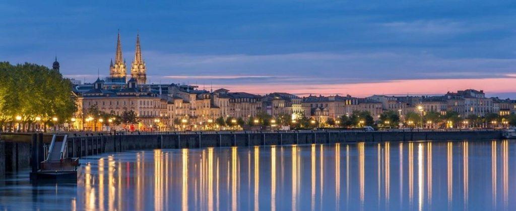 Croisière fluviale de luxe sur la Garonne