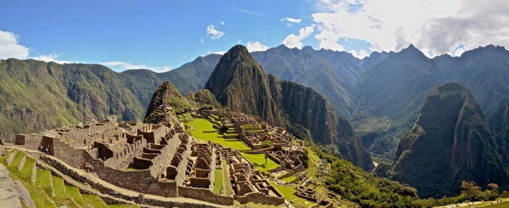 Croisière de luxe Machu Picchu