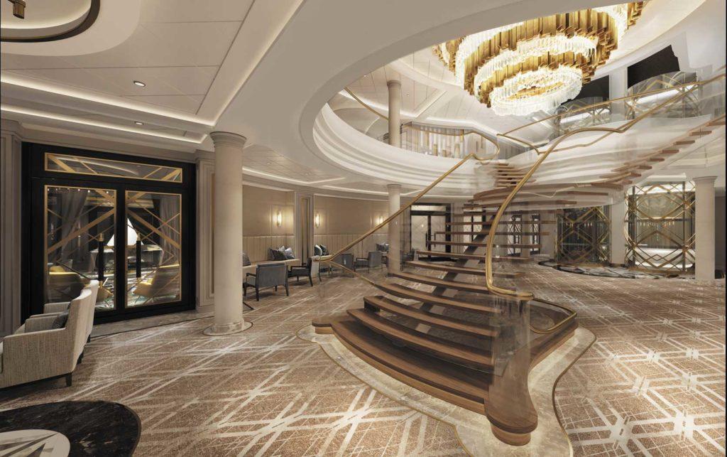 Croisière tout compris Regent Cruises, Seven Seas Splendor