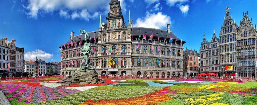 Croisière fluviale de luxe en Belgique