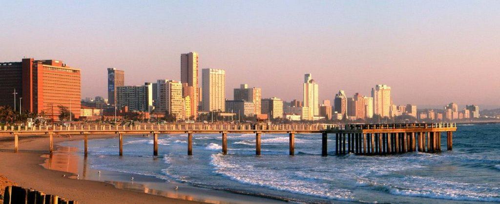 Croisière de luxe en Afrique, Durban