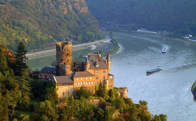 Croisière fluviale de luxe sur le Rhin