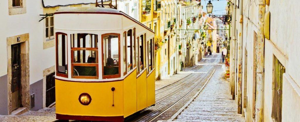 Croisière de luxe vers Lisbonne Portugal