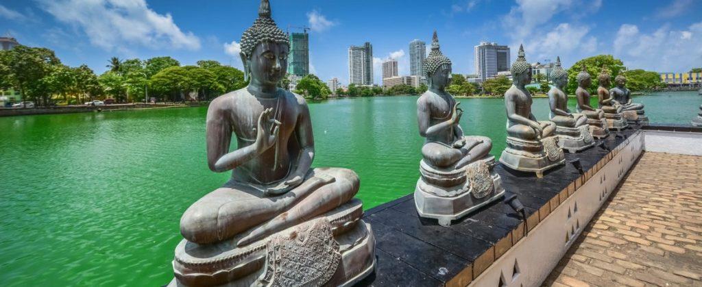 Croisière de luxe au Sri Lanka, Colombo