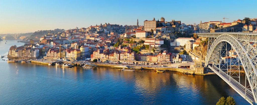 Croisière haut de gamme en Europe, Portugal, Porto