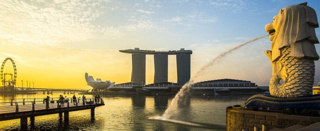 croisière de luxe en asie, singapour