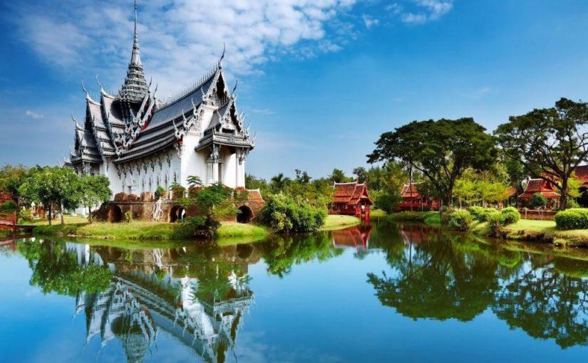 Croisière de luxe en Asie