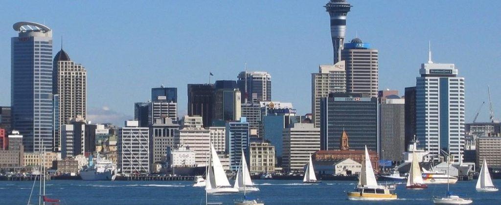 Croisière Auckland Nouvelle-Zélande