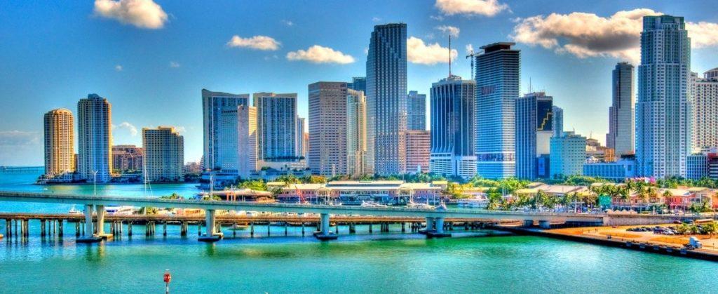 Paquebot de croisière depuis Miami