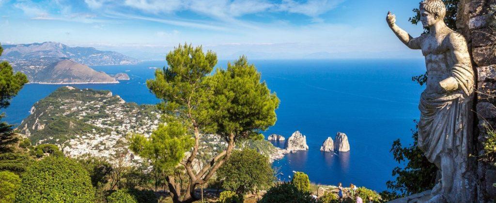 Croisière de luxe à Capri, Méditerranée