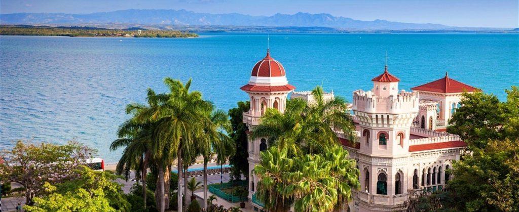 Croisière de luxe vers Cienfuegos, Cuba