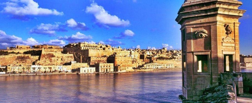 Croisière de luxe vers La Valette, Valletta, Malte