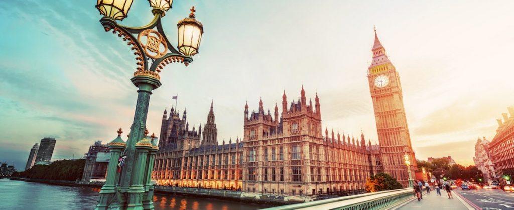 Croisière de luxe depuis Londres
