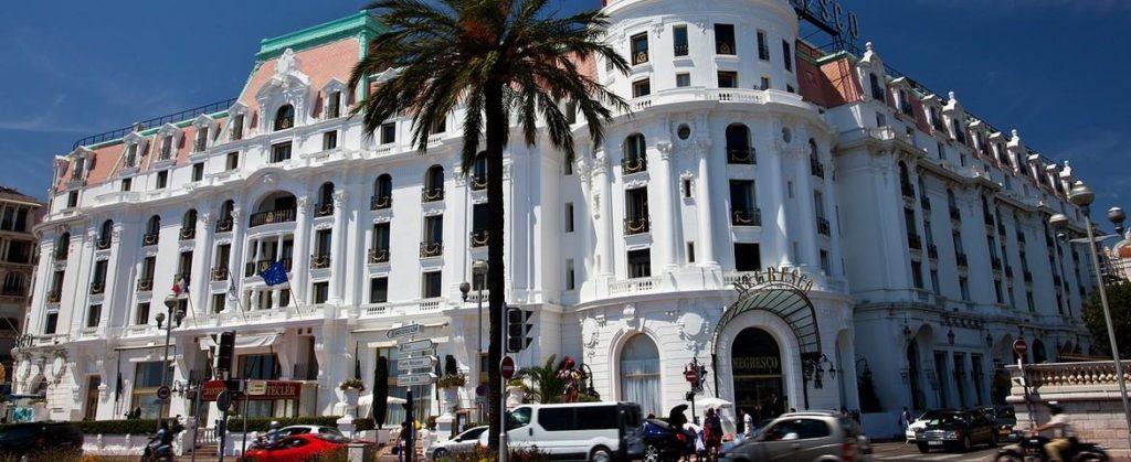 Croisière de luxe vers Nice
