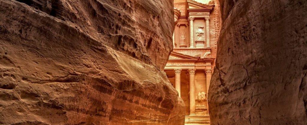 Croisière de luxe vers Pétra, Jordanie