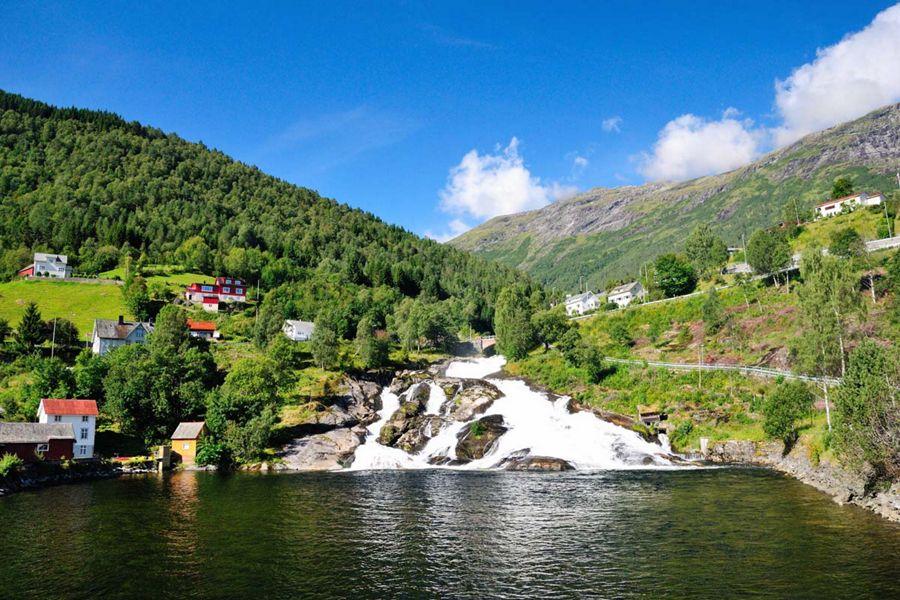 Croisière Hellesylt - Norvège