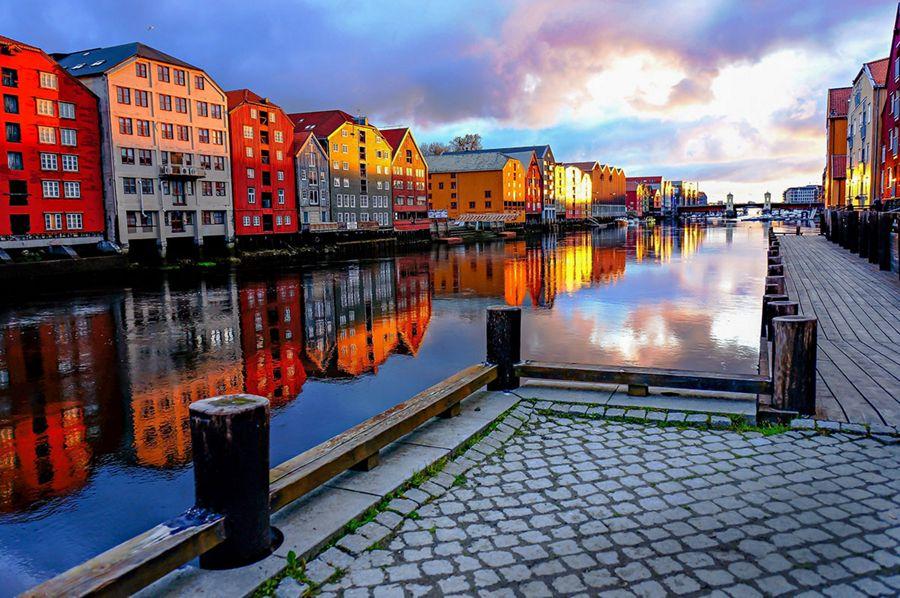 Croiisère haut de gamme Trondheim (Trøndelag)