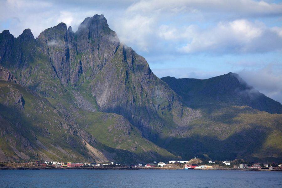 Croisière Leknes - Norvège