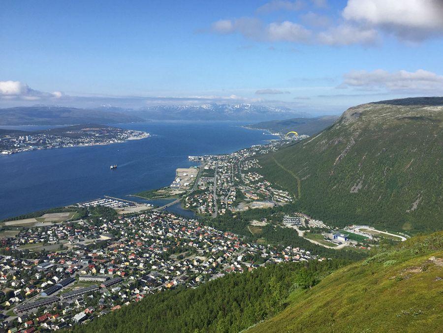 Croisière de luxe Tromso - Norvège