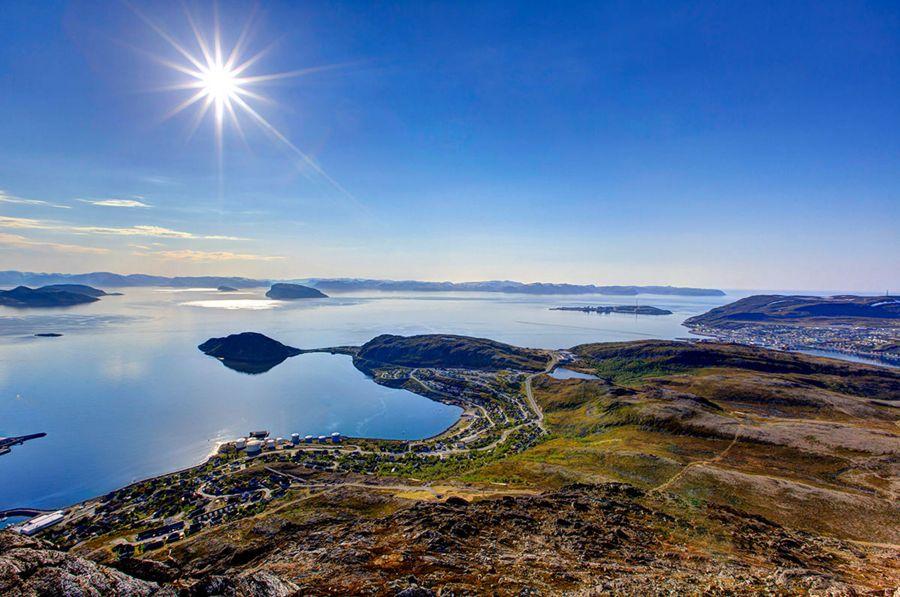 Croisière Hammerfest - Norvège
