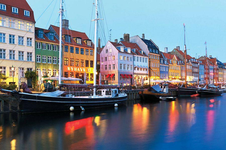 Croisière Copenhague - Danemark