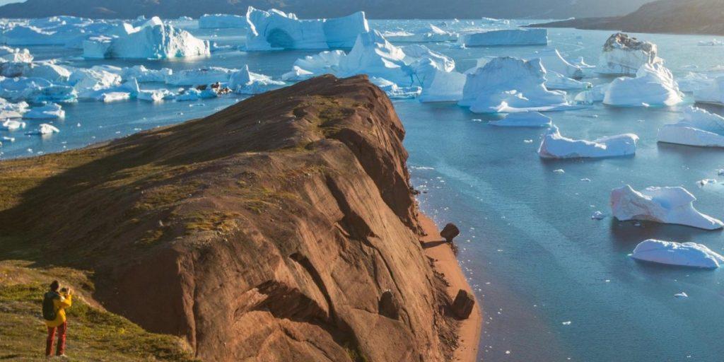 Croisières polaires par Quark Expeditions