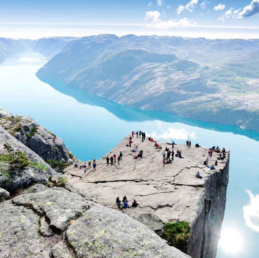 Croisière Ponant de Londres à Bergen sur Le Boréal