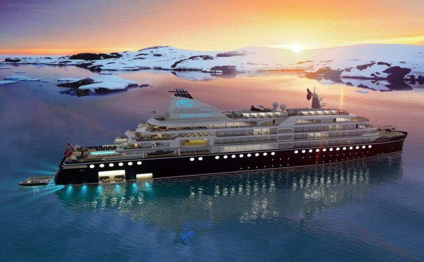 SeaDream Yacht Club dévoile son prochain Yacht : «SeaDream Innovation»