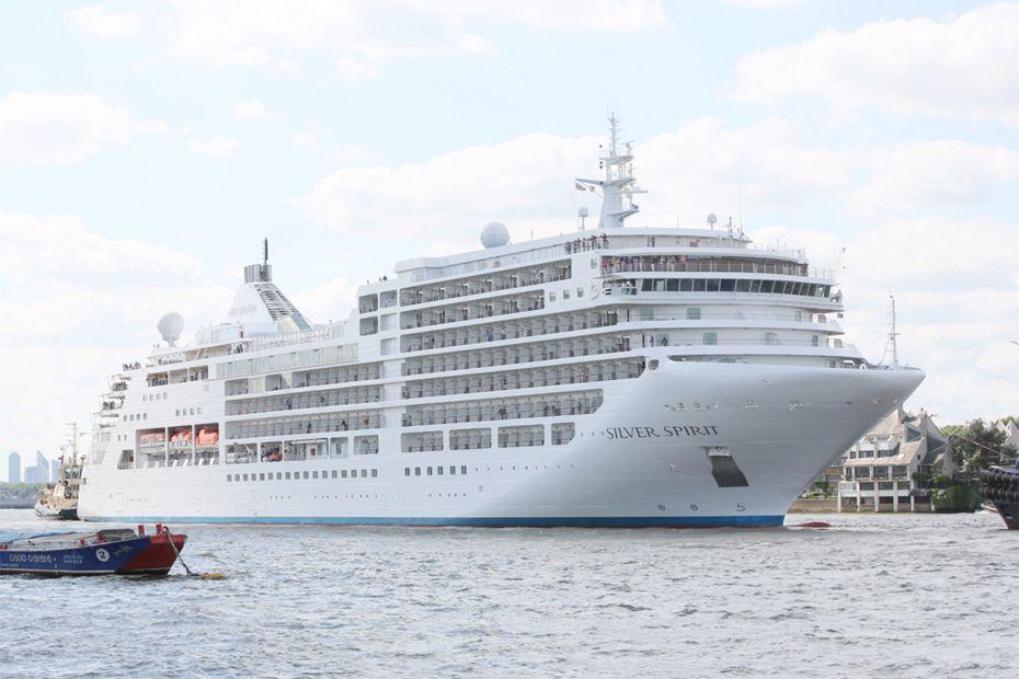 Silver Spirit - Croisières de luxe Silversea Cruises