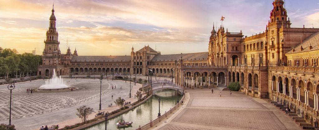 Croisière Séville, Espagne