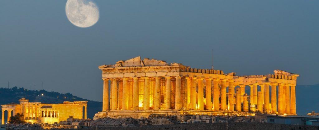Croisière Athènes, Grèce