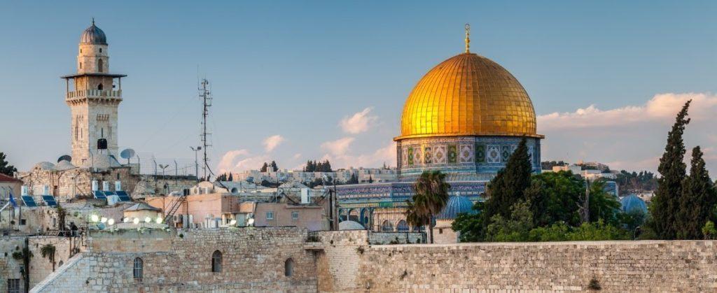 Croisière Jérusalem, Israël