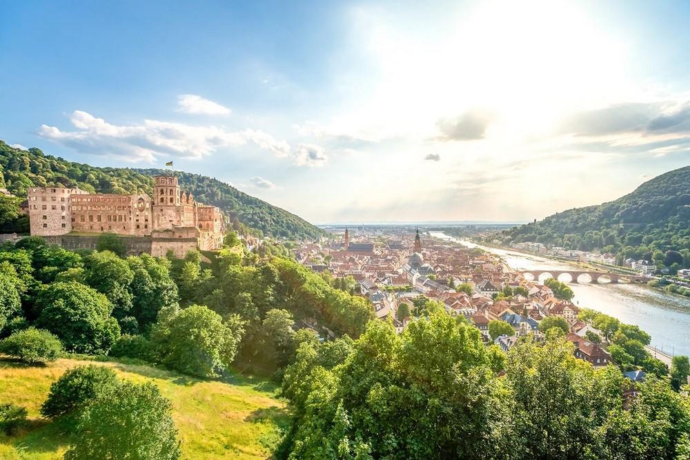 Croisière de luxe sur le Rhin