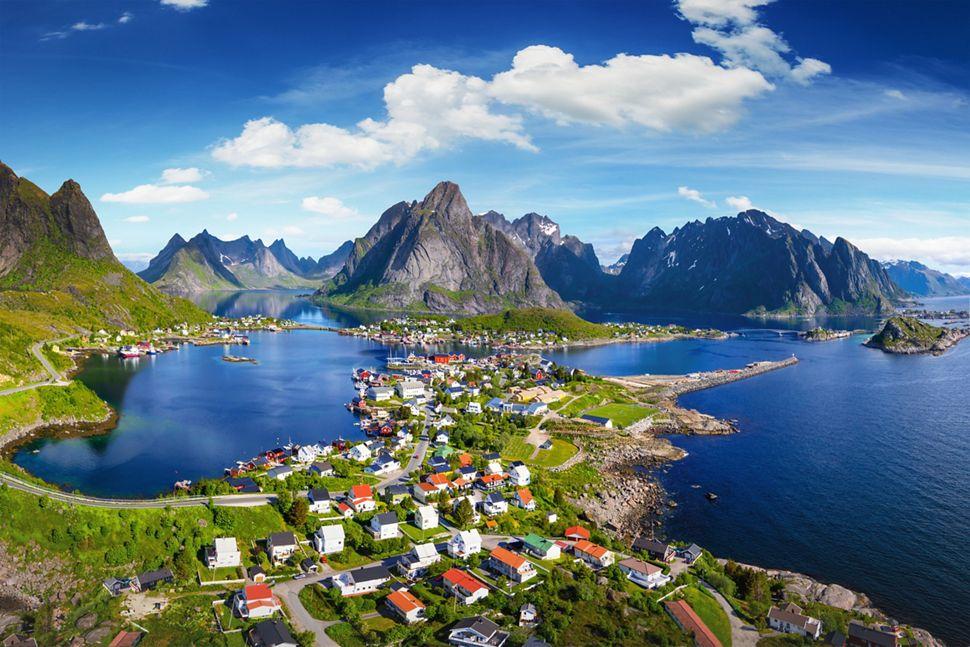Croisière dans les Fjords - Scandinavie