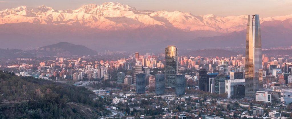 Croisière à Santiago du Chili (Valparaiso/San Antonio)